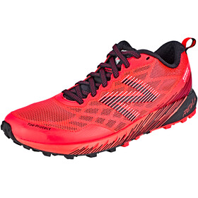 New Balance Summit Unknown - Zapatillas running Mujer - rojo/negro
